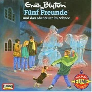 Fünf Freunde und das Abenteuer im Schnee (59)