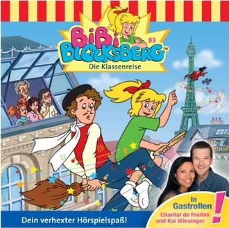 Bibi Blocksberg 83 (Die Klassenreise)