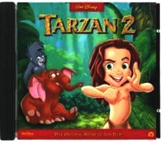 Tarzan 2. CD . Das Original-Hörspiel zum Film