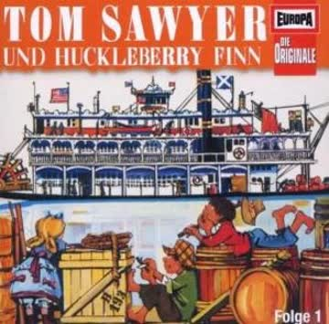 Originale 17. Tom Sawyer und Huckleberry Finn 17. CD (Europa)