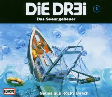 Die Dr3i - Folge 01: Das Seeungeheuer