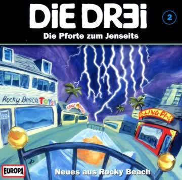 Die Dr3i - Die Pforte zum Jenseits (Folge 2)