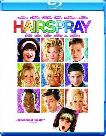 Hairspray [Blu-ray] [Import allemand]