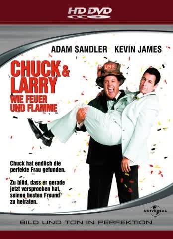 Chuck & Larry - Wie Feuer und Flamme [HD DVD]