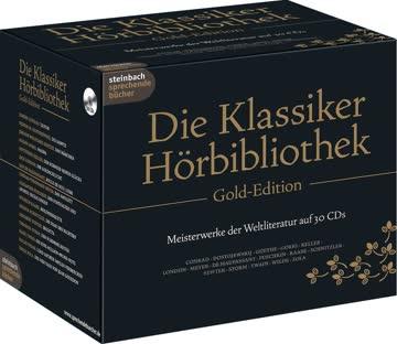 Die Klassiker Hörbibliothek - Meisterwerke Der Weltliteratur