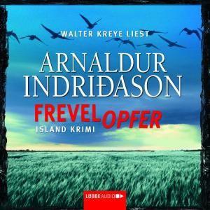 Frevelopfer - Island-Krimi