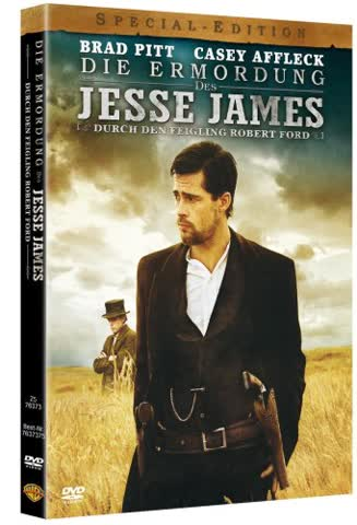 Die Ermordung des Jesse James durch den Feigling Robert Ford - Special Edition (Digi+Booklet)