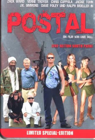 Postal (metalpak) [Limited Special Edition]