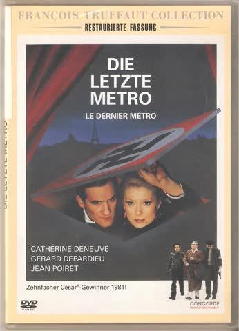 Die letzte Metro - Le Dernier Métro
