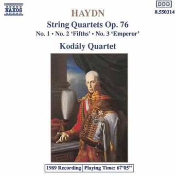 Haydn - Haydn Streichquartette Op. 76 1-3 Koda