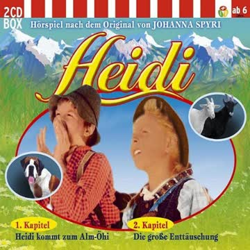 Heidi 1 - Heidi kommt zum Alm-öhi