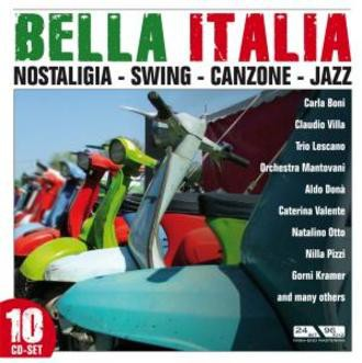 Various - Bella Italia-Love Of Italy (A Tribute)