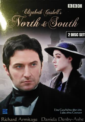 Elizabeth Gaskell's North & South (BBC 2004) - 2er DVD Set
