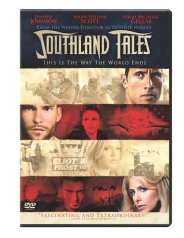 Southland Tales / (Ws Sub Ac3 Dol) [DVD] [Region 1] [NTSC] [US Import]