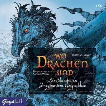 Wo Drachen Sind - Die Chroniken der Imaginarium