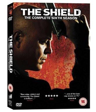 The Shield - Season 6 [3 DVDs] [UK Import]