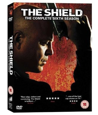 The Shield - Season 6 [3 DVDs] [UK Import]
