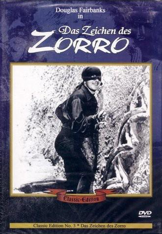 Das Zeichen des Zorro