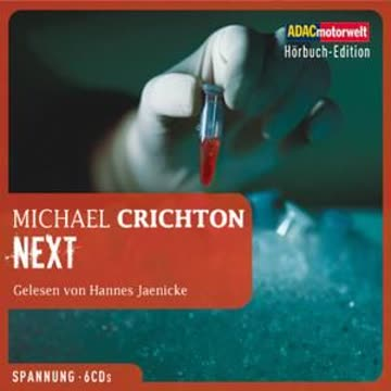 Next, (ADAC Motorwelt Hörbuch-Edition)