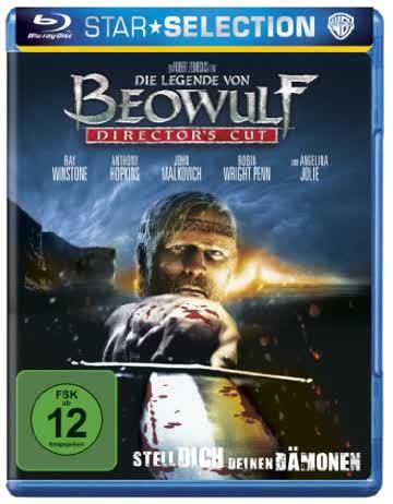 Die Legende von Beowulf (Director's Cut) [Blu-ray]