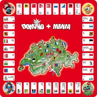 Dominomania - 005 - Jet d'eau