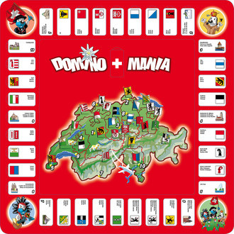 Dominomania - 022 - Basel-Stadt