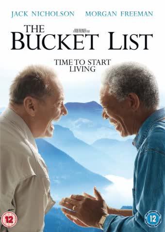 The Bucket List [UK Import]