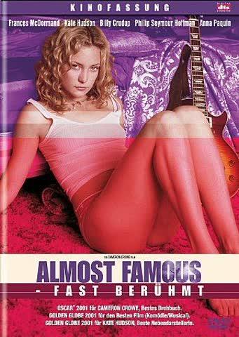 Almost Famous - Fast berühmt (Kinofassung)