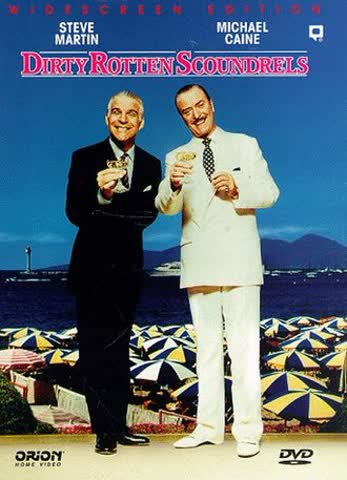 Dirty Rotten Scoundrels [Import USA Zone 1]