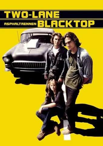 """""""Two-Lane Blacktop"""" - Asphaltrennen"""