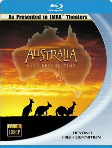 Australia - Land Beyond Time IMAX [Blu-ray]