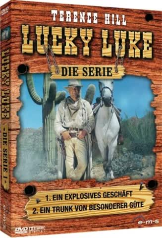Lucky Luke - Die Serie: Episode 1+2