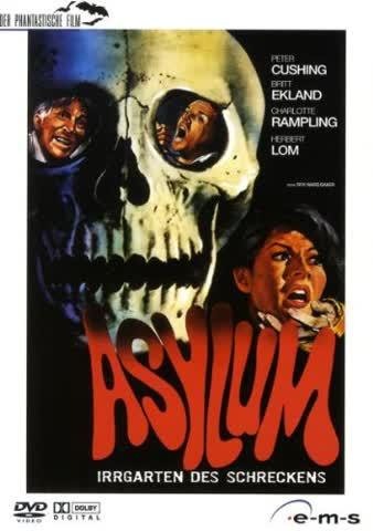 Asylum (Der phantastische Film Vol. 4)