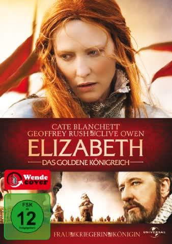 ELIZABETH-DAS GOLDENE KOE - MO [DVD] [2007]