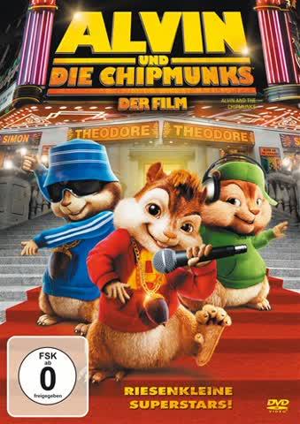 Alvin und die Chipmunks - Der Film [DVD]