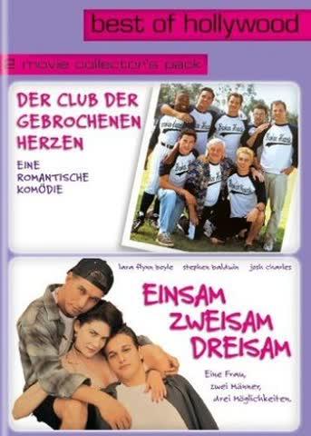 Der Club der gebrochenen Herzen/Einsam, Zweisam, Dreisam - Best of Hollywood (2 DVDs)