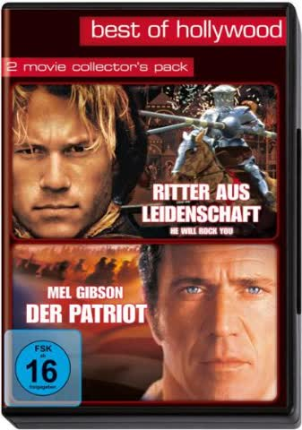Ritter aus Leidenschaft/Der Patriot - Best of Hollywood (2 DVDs)