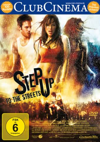 Step Up: To The Streets