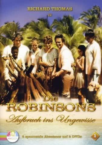 Die Abenteuer der Schweizer Familie Robinson - Vol. 1 [2 DVDs]