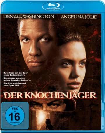 Der Knochenjäger [Blu-ray]