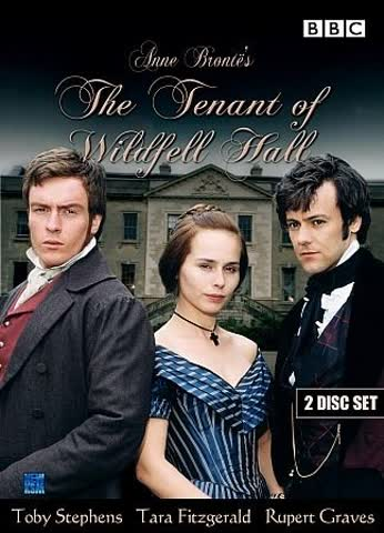 "Anne Bronte's ""The Tenant of Wildfell Hall"" (1996) [2 DVDs]"