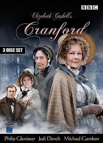 Elizabeth Gaskell's Cranford (3 Disc Set)