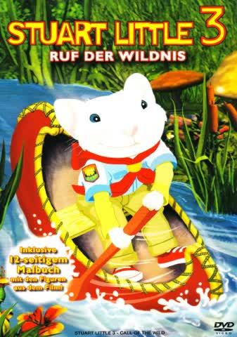 Stuart Little 3: Ruf der Wildnis [DVD]