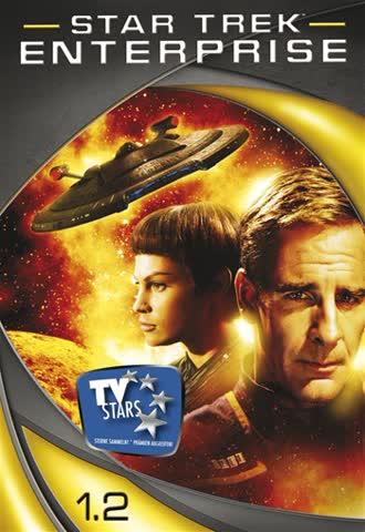 Star Trek - Enterprise: Season 1, Vol. 2 [4 DVDs]