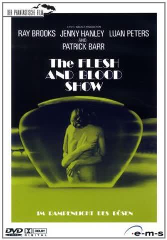 The Flesh & Blood Show (Der phantastische Film Vol. 6) (German Release (Language: German, English))
