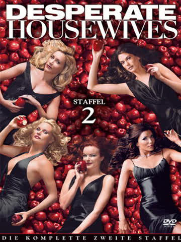 Desperate Housewives - Staffel 2: Die komplette zweite Staffel [7 DVDs]