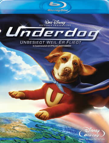 Underdog - Unbesiegt weil er fliegt [Blu-ray]