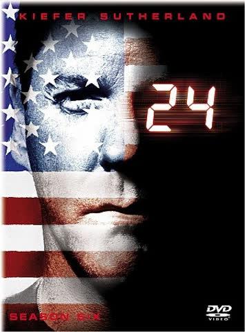 24 - Season 6 (7 DVDs)