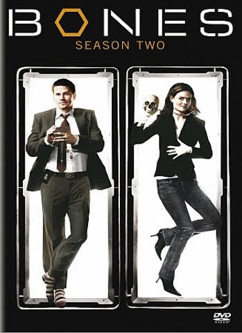 Bones - Season Two [6 DVDs]