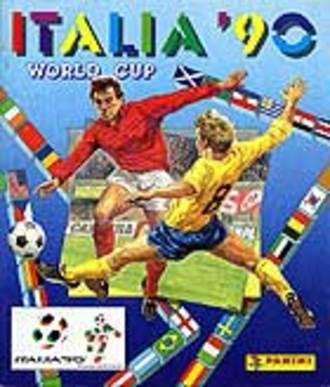 FIFA World Cup 1990 Italien - 033